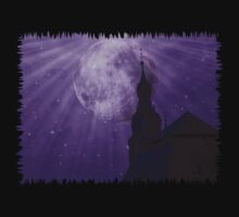 Starry Night - JUSTART © T-Shirt