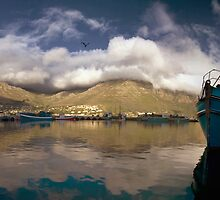 Harbor by louishiemstra