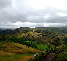 The View From Helm Crag by chriscroxall