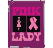 PINK LADY iPad Case/Skin