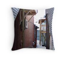 Farmington Alley Throw Pillow