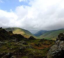 Rugged Helm Crag by chriscroxall