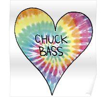 I Heart Chuck Bass - Gossip Girl Poster