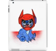 Stitch ft. Baymax iPad Case/Skin
