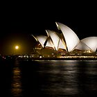 Sydney Opera House by Rosina  Lamberti