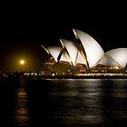 Sydney Opera House by Rosina  Lamberti