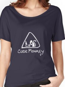[W] Code Monkey Women's Relaxed Fit T-Shirt