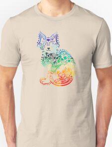 Inked Cat Unisex T-Shirt