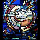 Contemplation Window, St Catherine's School by Jeffrey Hamilton