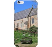 Holy Trinity Church, Bulcote, Nottinghamshire iPhone Case/Skin