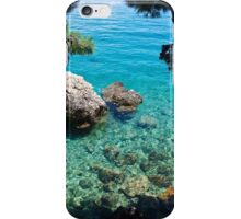 Ready to Dive In iPhone Case/Skin