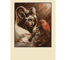 Wood Elf Photographic Print