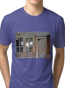 A Nice Recliner Tri-blend T-Shirt