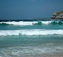 Bondi Surf by Rosina  Lamberti