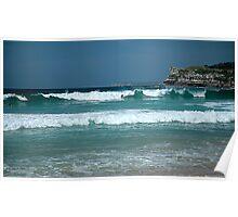 Bondi Surf Poster