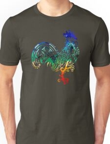 Inked Rooster Unisex T-Shirt