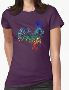 Inked Rooster T-Shirt