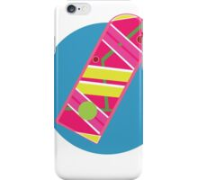 Back To The Hover V2 iPhone Case/Skin