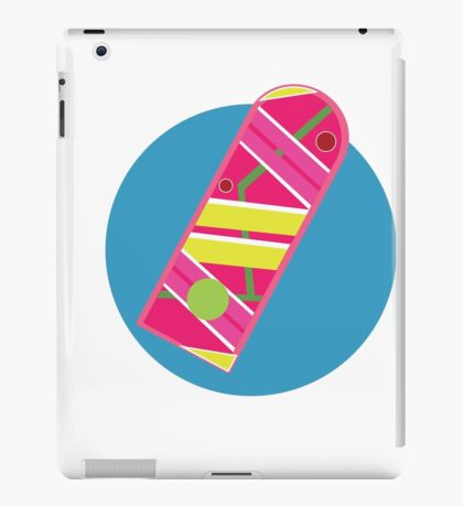 Back To The Hover V2 iPad Case/Skin