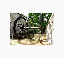 The Old Water Mill Wheel Unisex T-Shirt