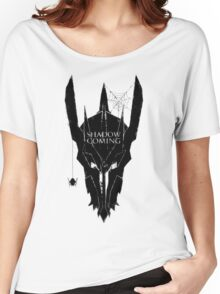 Shadow is coming Women's Relaxed Fit T-Shirt