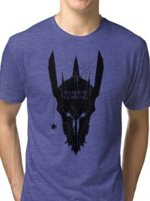 Shadow is coming Tri-blend T-Shirt