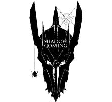 Shadow is coming Photographic Print