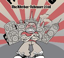 Mohenjo at the Khyber by Jerome Benedict