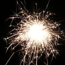 Yep, its another sparkler shot!! by olwen Fisher