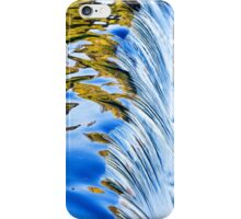 Liquid Blue iPhone Case/Skin