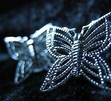 [butterfly twins] by Lea Henning
