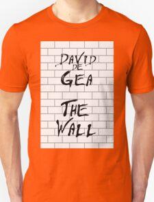 David De Gea - The Wall T-Shirt
