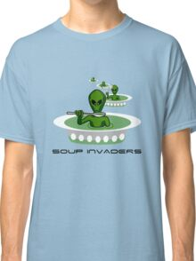 SOUP INVADERS Classic T-Shirt