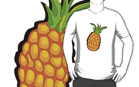 pineapple by VioDeSign
