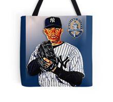 New York Yankees - Mariano Rivera Tote Bag
