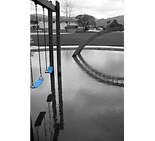 Flooded Dreams Photographic Print