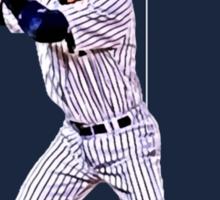 New York Yankees Captain Derek Jeter Sticker