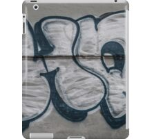 Wall # 11 iPad Case/Skin