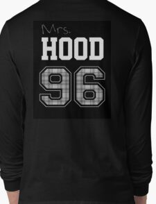 Mrs. Hood 96 black Long Sleeve T-Shirt