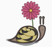Sadie the Snail Kids Clothes