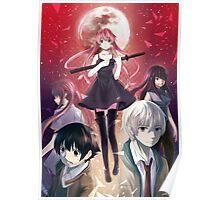 Yuno Gasai Poster