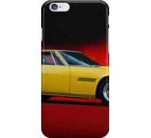 1967 Maserati Ghilbi iPhone Case/Skin