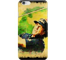 Phil Mickelson iPhone Case/Skin