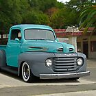 1950 Ford Pickup Truck by DaveKoontz