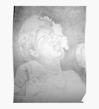 Strange Fruit - Billie Holiday Poster