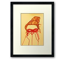 Bloody Mary Framed Print