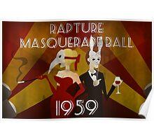 Bioshock: Masquerade propaganda Poster