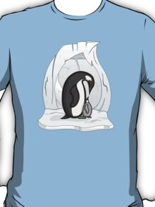 Davin and Annie the Penguins T-Shirt