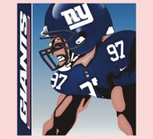 NFL New York Giants Kids Clothes