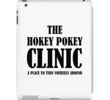 Hokey Pokey Clinic iPad Case/Skin